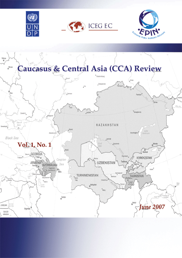 Caucasus and Central Asia Review